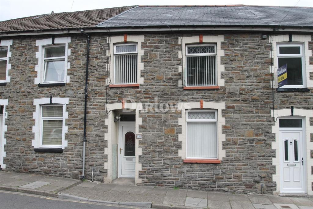 3 Bedrooms Terraced House for sale in Park St, Abercynon