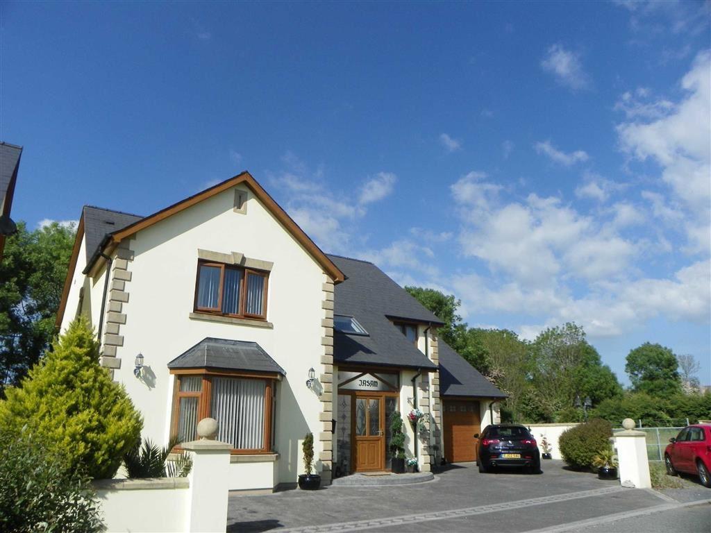 4 Bedrooms Detached House for sale in Freemans Walk, Pembroke