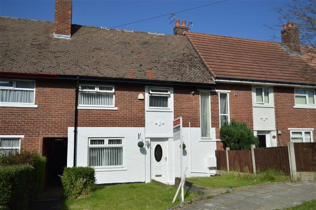 3 Bedrooms Terraced House for sale in Clee Hill Road, Prenton, CH42