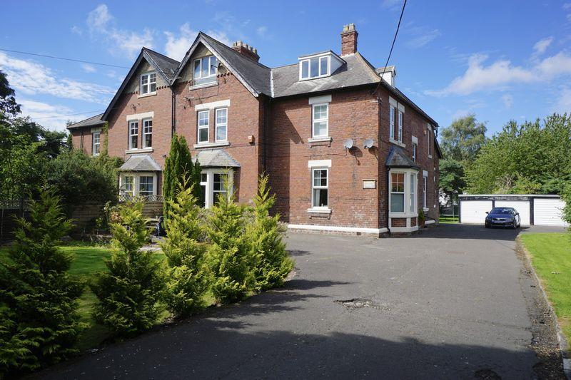 2 Bedrooms Apartment Flat for sale in PARKSIDE HOUSE, West Moor