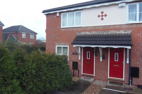 1 bedroom semi-detached house to rent - Grimston Close, Thurmaston, Leicester LE4