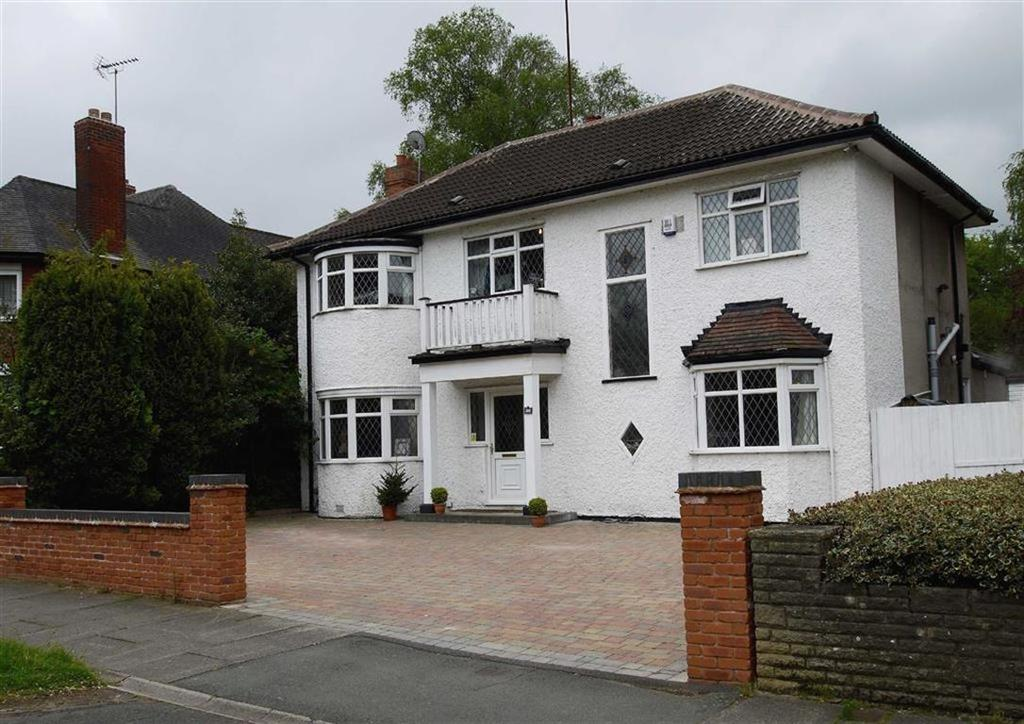 4 Bedrooms Detached House for sale in 22, Park Road West, West Park, Wolverhampton, West Midlands, WV1