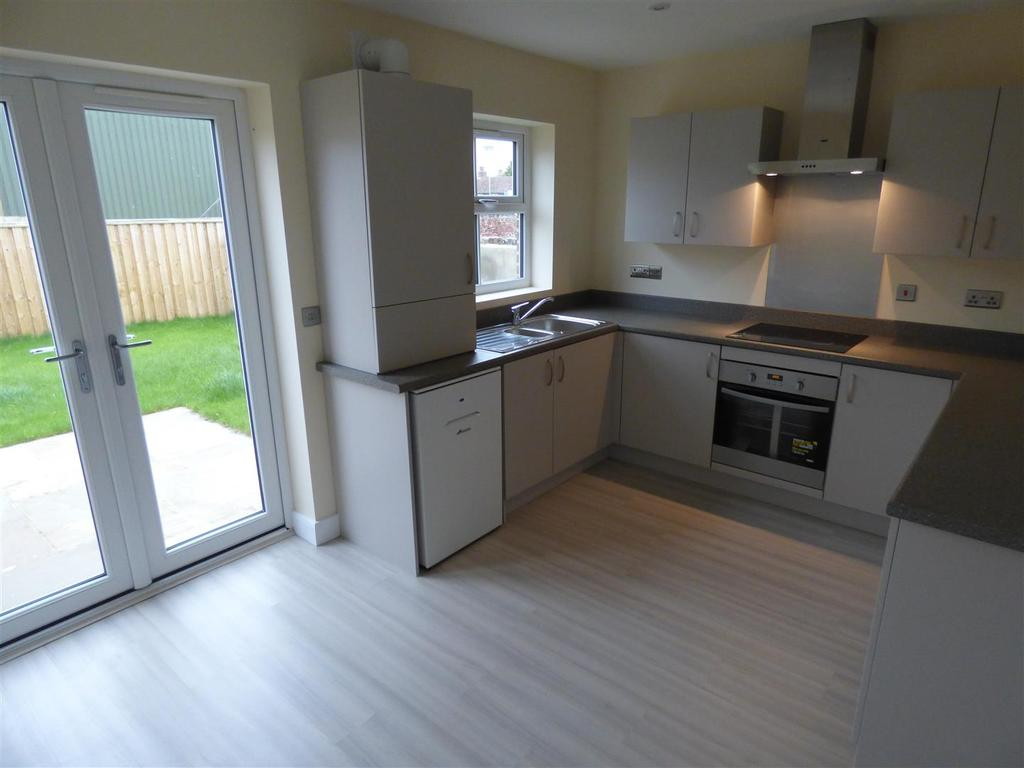 3 Bedrooms Terraced House for sale in Middleton Park, Front Street, Middleton On The Wolds, Driffield
