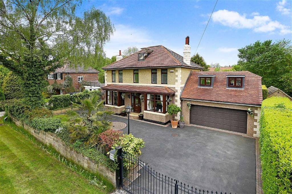 5 Bedrooms Detached House for sale in Forest Moor Road, Knaresborough, North Yorkshire
