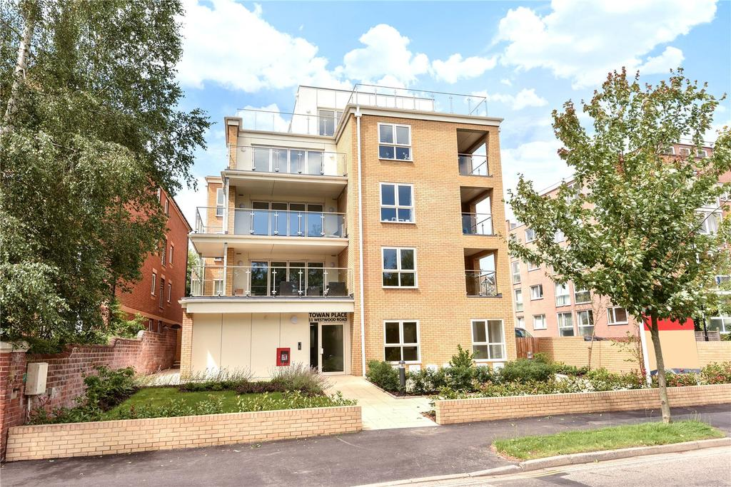 3 Bedrooms Flat for sale in Towan Place, 11 Westwood Road, Southampton, Hampshire, SO17
