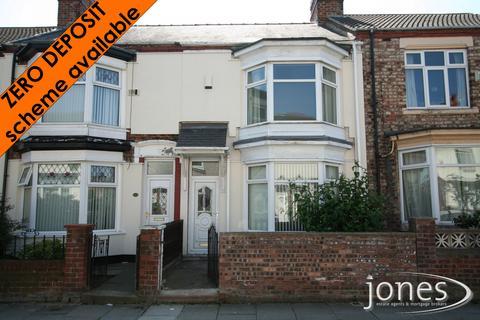 3 bedroom terraced house to rent - Lambton Road,  Stockton on Tees, TS19 0ER