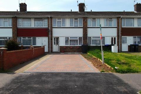 3 bedroom terraced house to rent - South Lancing