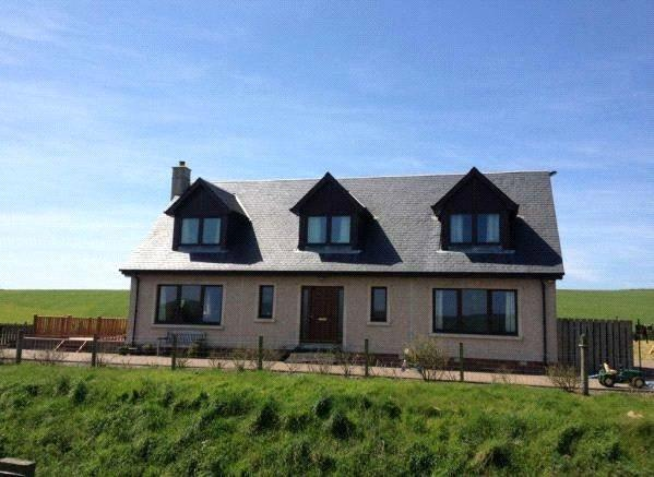 4 Bedrooms Detached House for sale in Brookfield Holdings, Drumore, Campbeltown, Argyll and Bute, PA28
