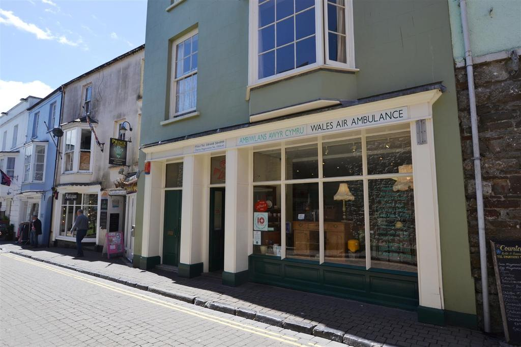 7 Bedrooms Terraced House for sale in Upper Frog Street, Tenby