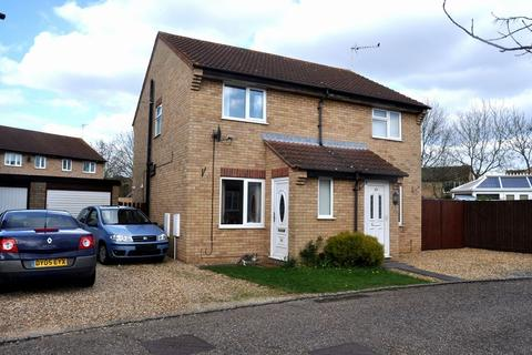 2 bedroom semi-detached house to rent - Paulsgrove, Orton Wistow, PETERBOROUGH, PE2
