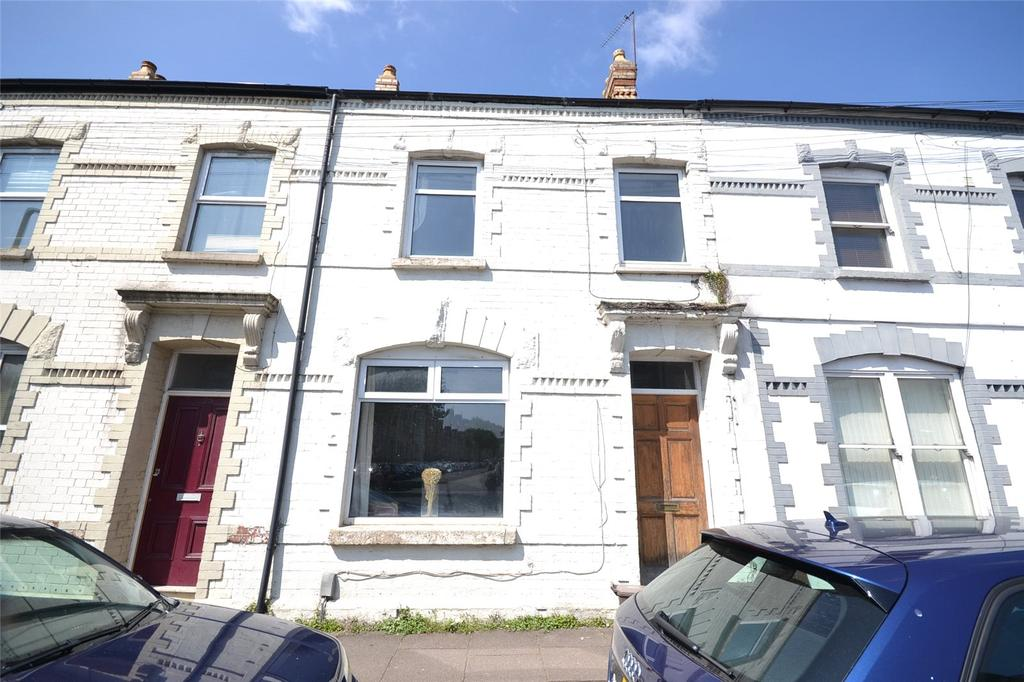 3 Bedrooms Terraced House for sale in Kings Road, Pontcanna, Cardiff, CF11