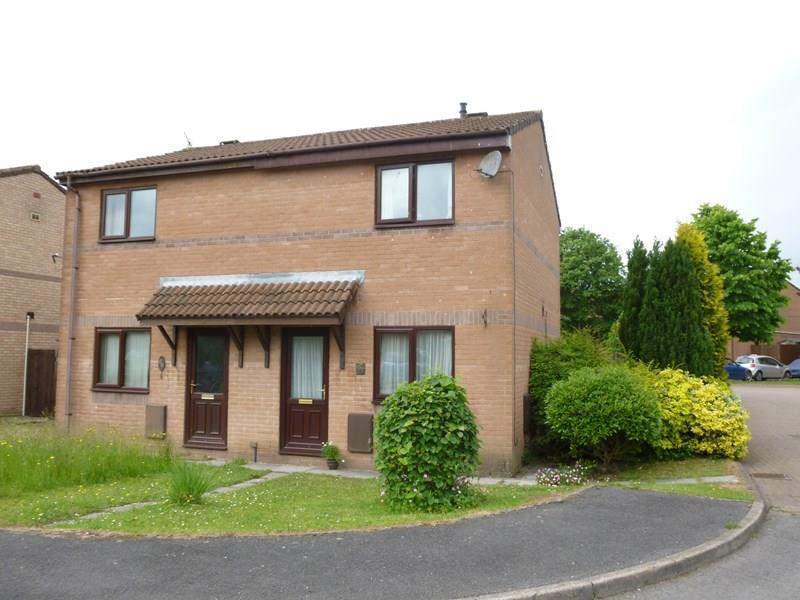 2 Bedrooms Semi Detached House for sale in Cae Rhos, Caerphilly