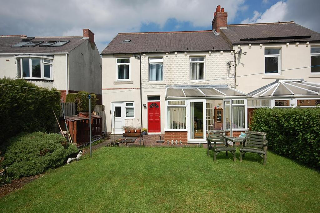 4 Bedrooms Semi Detached House for sale in Greencroft