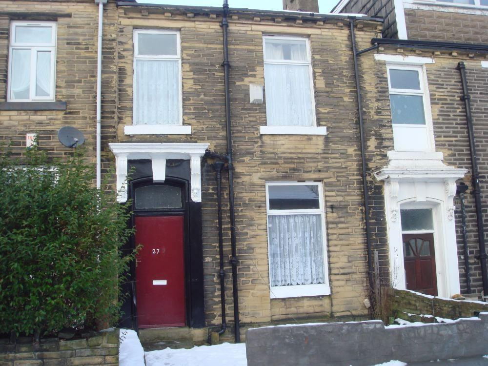 2 Bedrooms Terraced House for sale in Lily Street, Manningham, BRADFORD, West Yorkshire