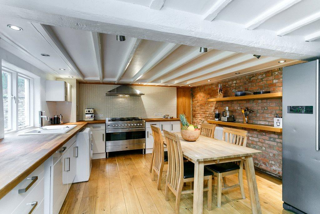 3 Bedrooms Detached House for sale in Sunningwell, Abingdon, Oxfordshire, OX13