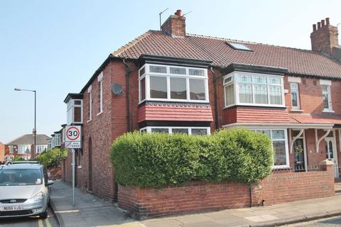 2 bedroom end of terrace house to rent - Queens Road, Linthorpe