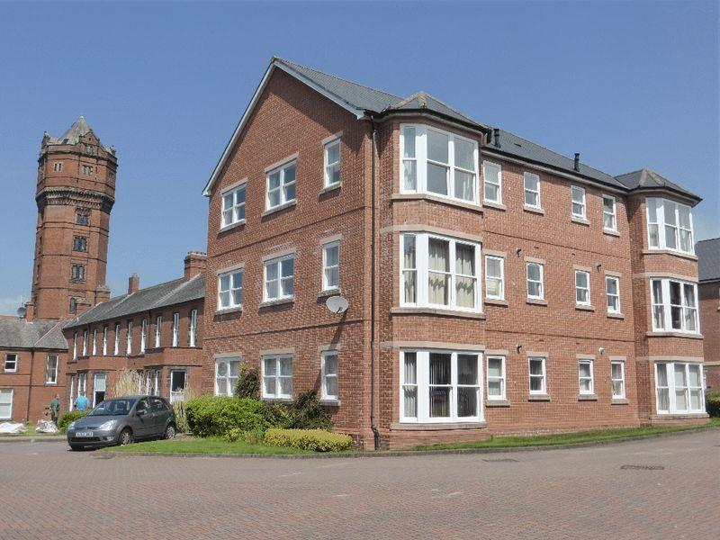 2 Bedrooms Apartment Flat for sale in Willow Drive, St Edwards Park, Cheddleton