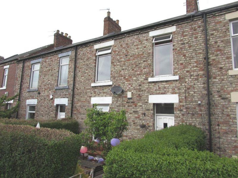 3 Bedrooms Terraced House for sale in James Terrace, Wallsend - Three Bedroom Mid-Terrace House