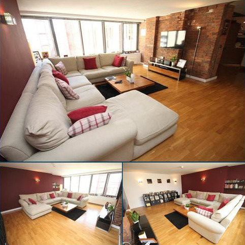 2 bedroom flat share to rent - New Sedgwick Mill, Royal Mills, Manchester, M4