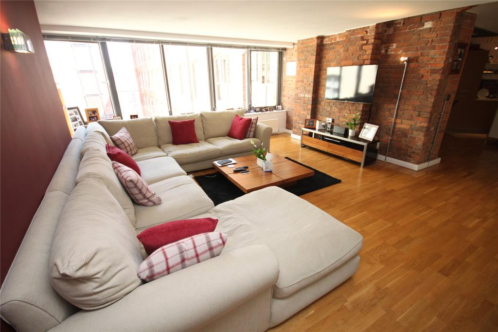 2 Bedrooms Flat Share for rent in New Sedgwick Mill, Royal Mills, Manchester, M4