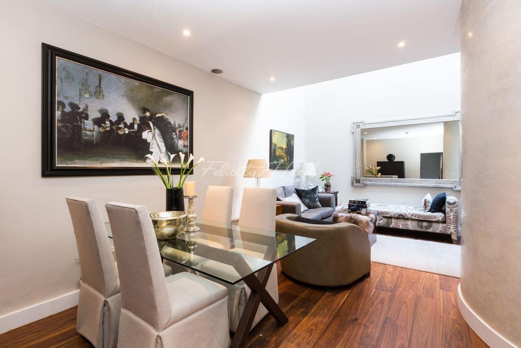 3 Bedrooms Flat for sale in Hatton Garden, EC1