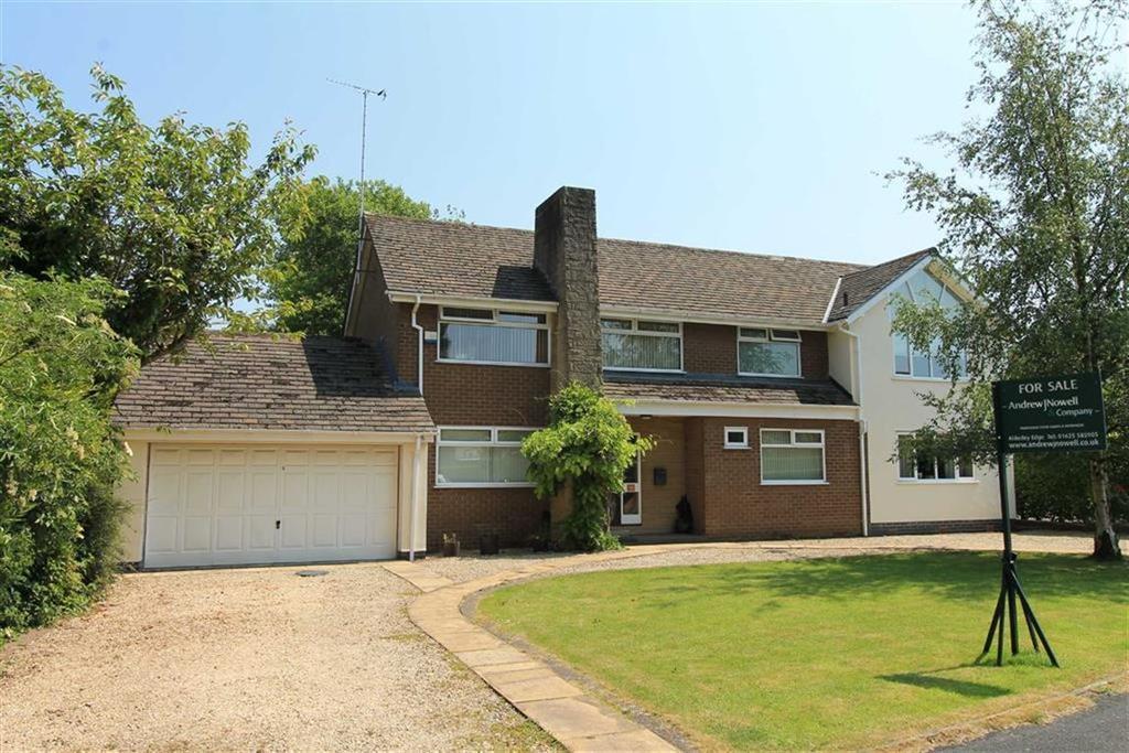 5 Bedrooms Detached House for sale in Beaufort Close, Alderley Edge