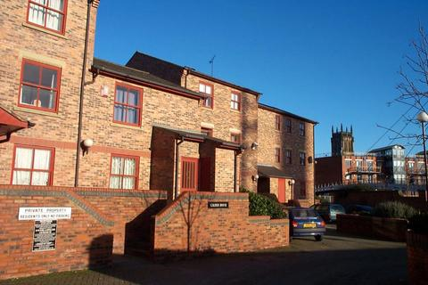1 bedroom apartment to rent - CALDER HOUSE, NAVIGATION WALK, LEEDS, LS10 1JJ