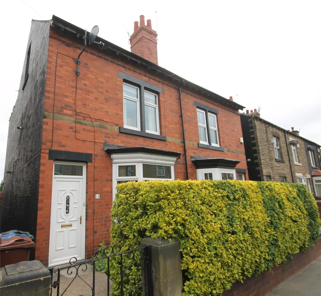 3 Bedrooms Semi Detached House for sale in Upper Sheffield Road, Barnsley, S70