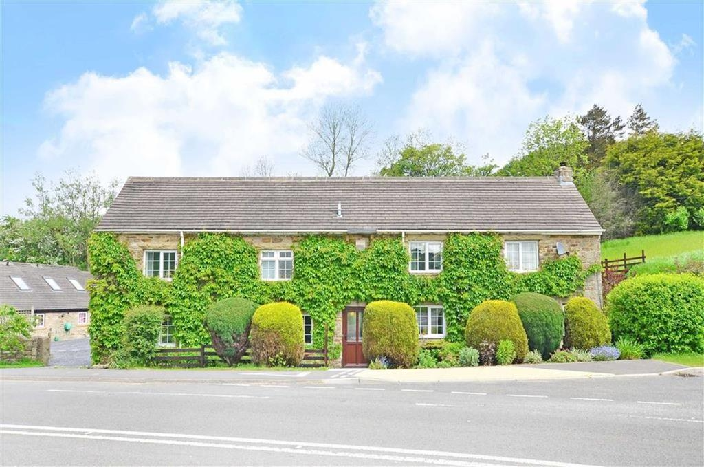 5 Bedrooms Detached House for sale in Hillfoot Farm, Castleton Road, Hathersage, Hope Valley, Derbyshire, S32