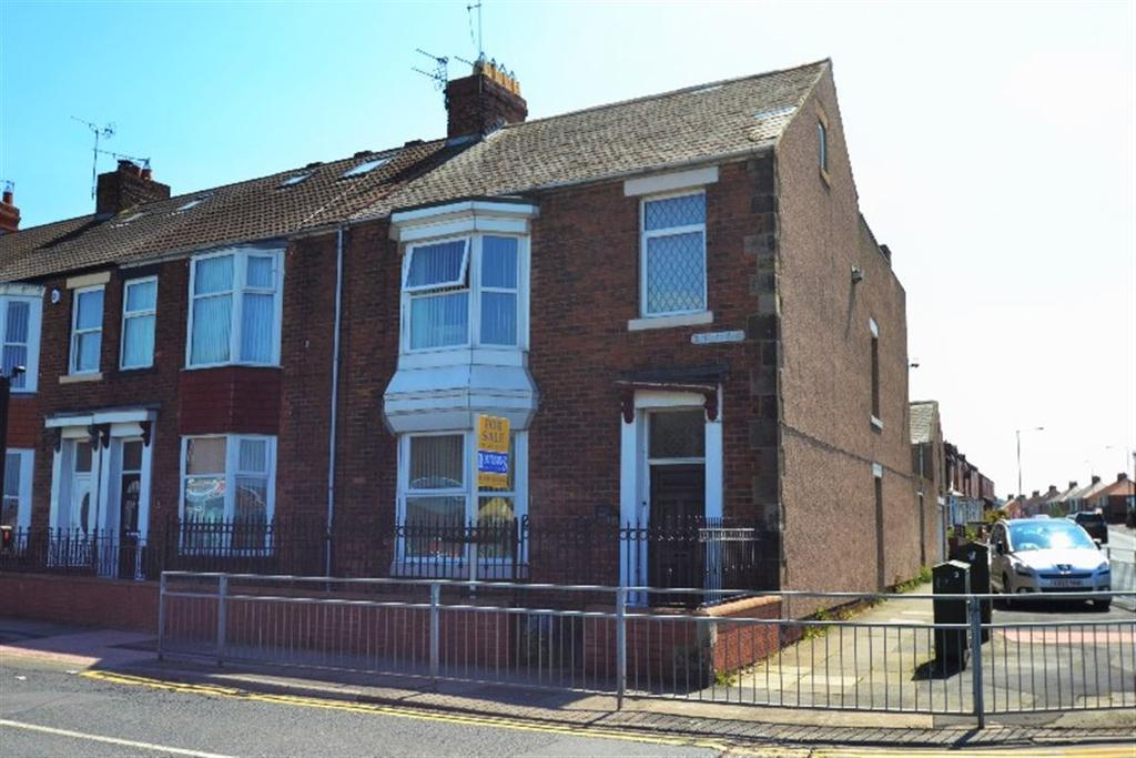 3 Bedrooms Terraced House for sale in Clyde Terrace, Spennymoor, County Durham