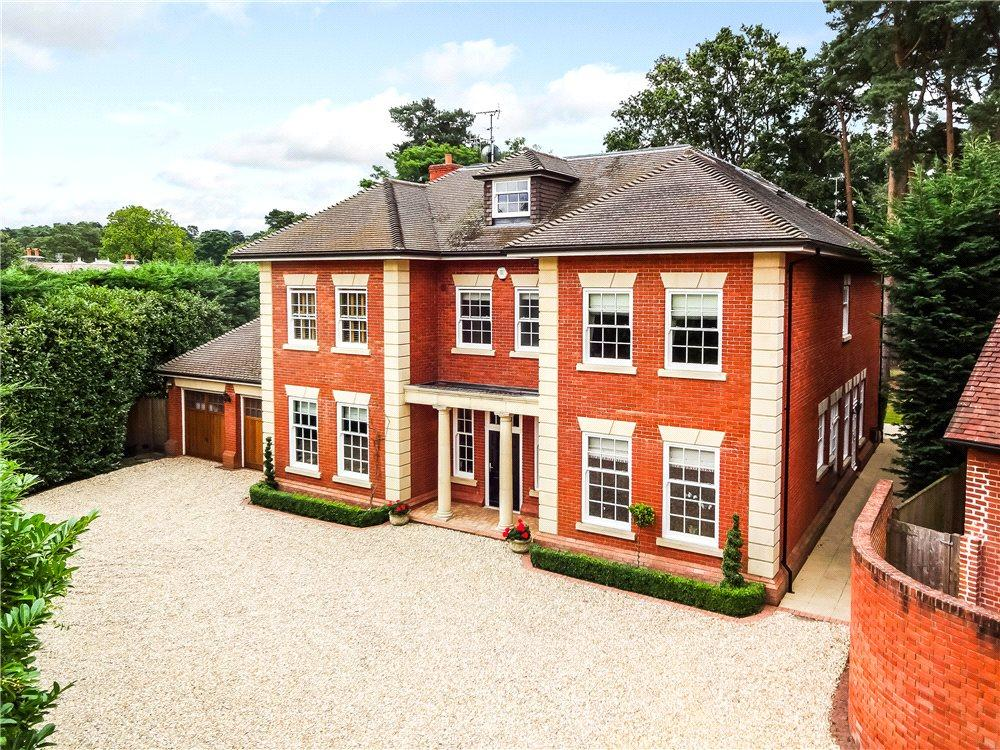 5 Bedrooms Detached House for sale in Friary Road, Ascot, Berkshire, SL5