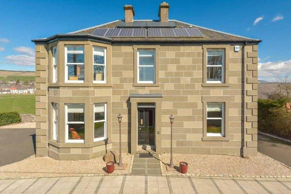 5 Bedrooms Detached House for sale in Dauna Lodge, Meigle Road, Alyth, Blairgowrie, Perthshire, PH11