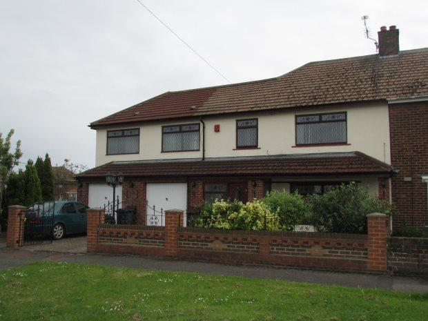 4 Bedrooms Semi Detached House for sale in BROWNING AVENUE, HARTLEPOOL, HARTLEPOOL