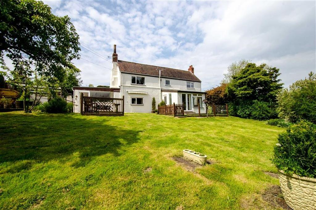 4 Bedrooms Detached House for sale in Crumps Brook, Kidderminster, DY14