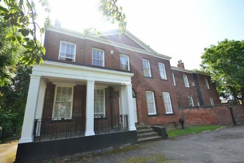 Studio to rent - Barracks House, Princess Street, Hulme, M15 4HA