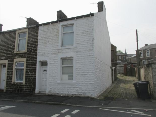 3 Bedrooms End Of Terrace House for sale in Charter Street Accrington