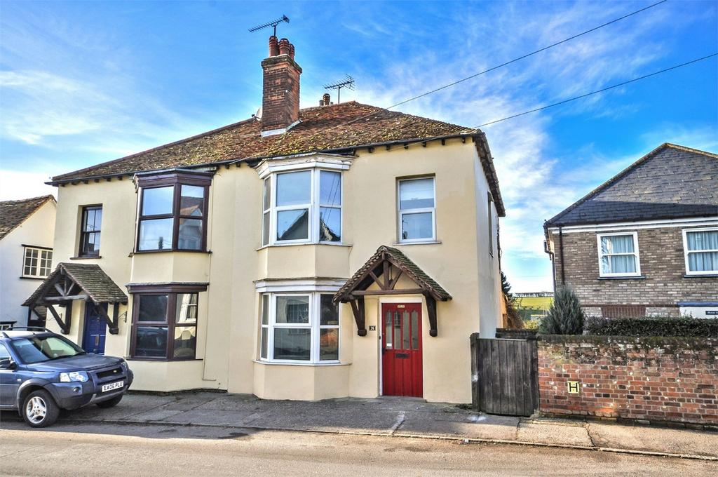 3 Bedrooms Cottage House for sale in 26 Park Street, Thaxted, Nr Great Dunmow