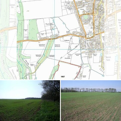 Farm land for sale - Off West Street, Flamborough, East Yorkshire
