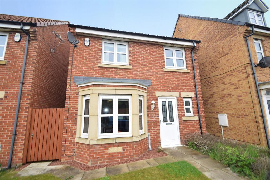 3 Bedrooms Detached House for sale in Dukesfield, Earsdon View