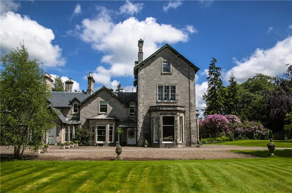 5 Bedrooms House for sale in Loganbank, Milton Bridge, Midlothian, EH26