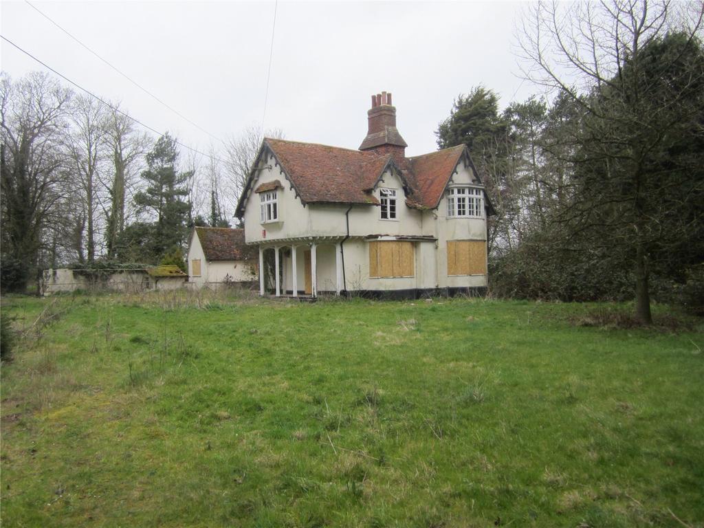 4 Bedrooms Plot Commercial for sale in Takeley, Bishop's Stortford