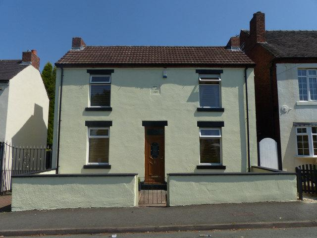 3 Bedrooms Detached House for sale in Brookland Road,Walsall Wood,Walsall