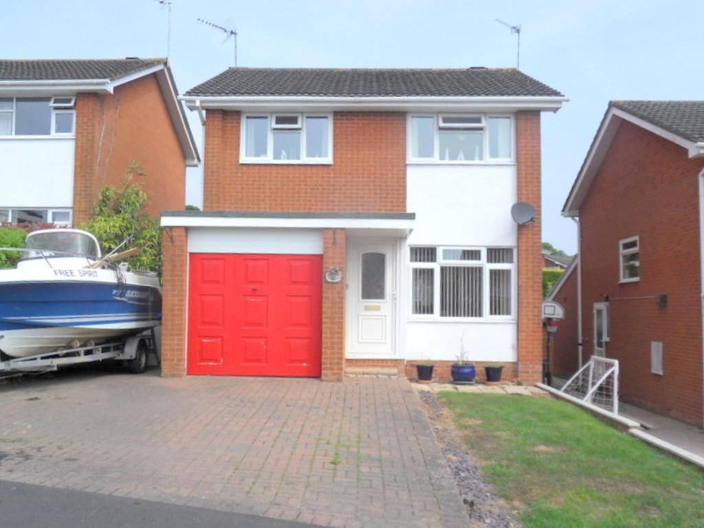 3 Bedrooms Detached House for sale in Southern Wood, Exmouth