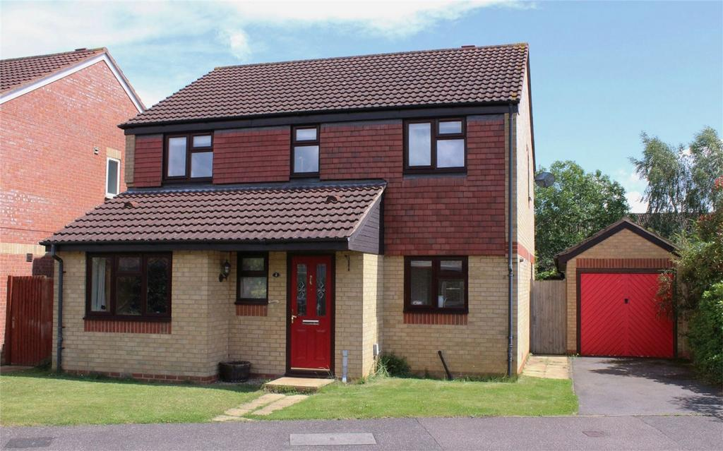 4 Bedrooms Detached House for sale in Talisman Street, Hitchin, Hertfordshire