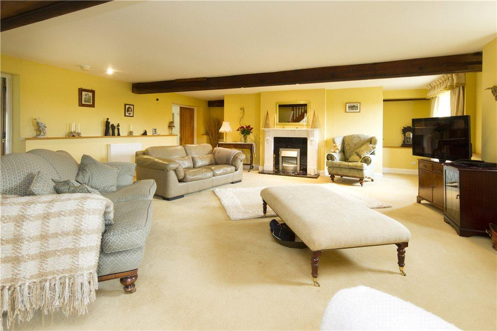 5 Bedrooms Barn Conversion Character Property for sale in The Hop Kilns, Kyrewood, Tenbury Wells, Worcestershire, WR15