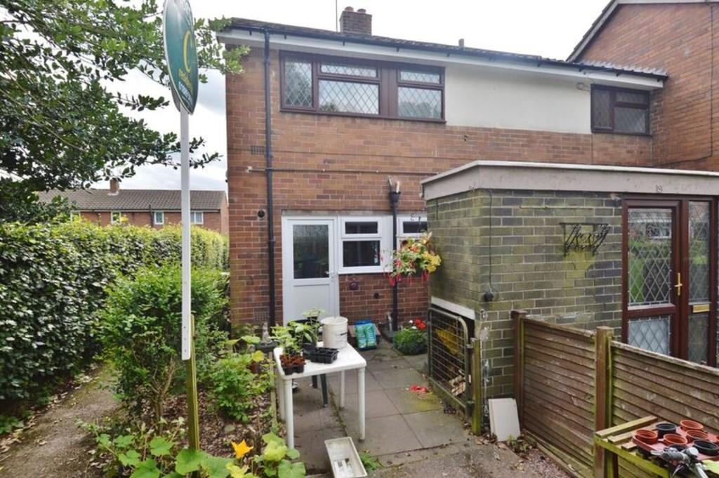 2 Bedrooms Ground Flat for sale in Dobree Close, Colwich