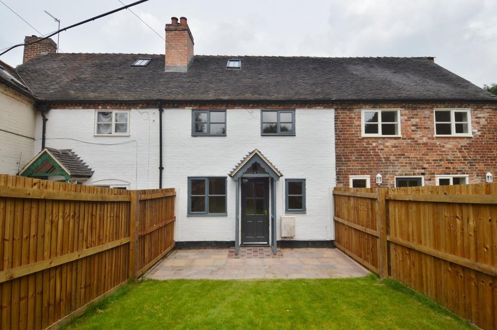 3 Bedrooms Terraced House for sale in Armitage Road, Brereton
