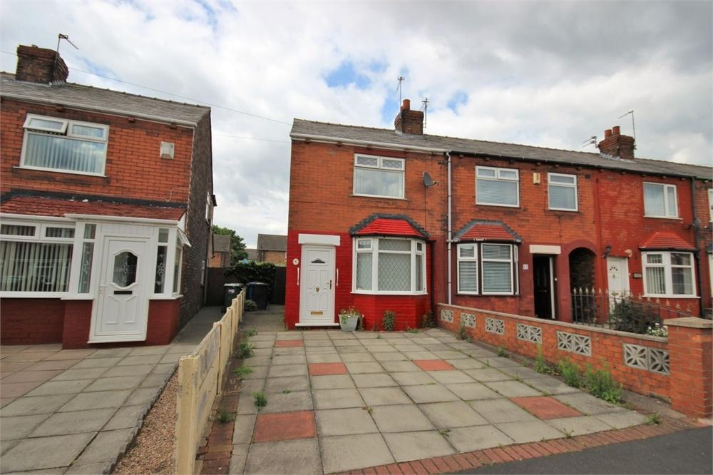 2 Bedrooms End Of Terrace House for sale in Gregson Road, WIDNES, Cheshire