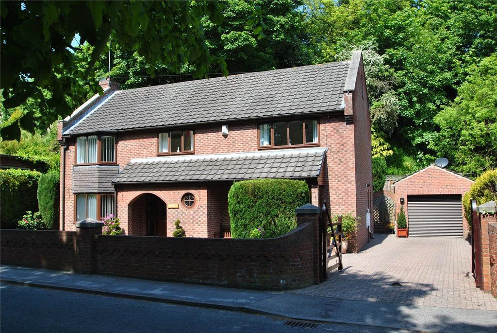 4 Bedrooms Detached House for sale in Dalton le Dale, Co. Durham, SR7