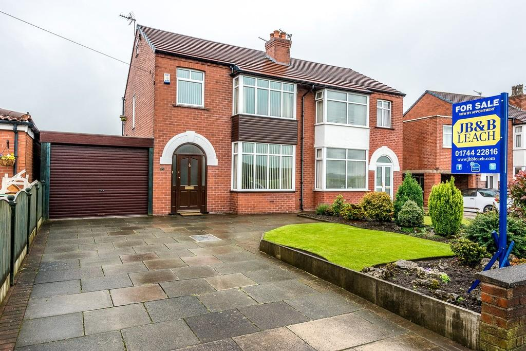 3 Bedrooms Semi Detached House for sale in Liverpool Road, Haydock, St. Helens